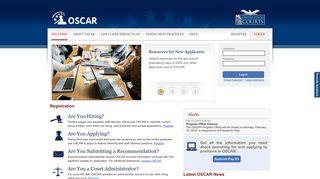 OSCAR: Home