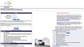 OSCAR Home Page