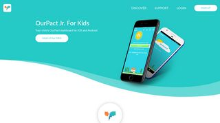 OurPact Jr. for Child Devices
