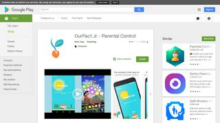 OurPact Jr. - Parental Control - Apps on Google Play