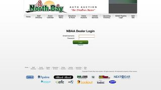 Login | North Bay Auto Auction