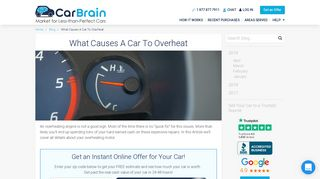 What Causes a Car to Overheat? Here's What Happens & What to Do