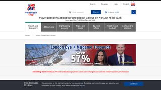 Visitor Oyster Card London | Buy in Advance Online | VisitBritain ...
