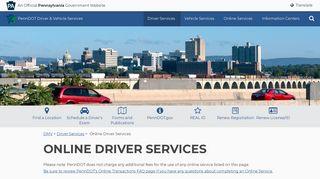Home - Pa. DMV - PA.gov