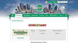 VIP Players Club - PA Lottery