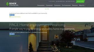 Renew Financial | Simple Home Improvement Financing