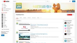 PalmBeachTan - YouTube