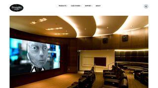 Pan Peninsula residents only cinema - Procella Speakers