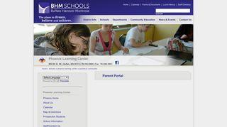 Parent Portal | Buffalo-Hanover-Montrose Schools