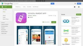 SCHOOL PARENT APP - Apps on Google Play