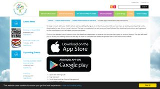Parent Apps Information and Instructions   Layton Primary