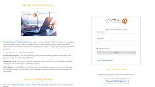 Partner Portal - Login | Deals Portal