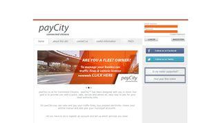 payCity