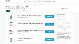 20% OFF | Payless ShoeSource Coupons | January 2019