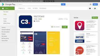 MyC3Card - Apps on Google Play