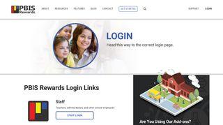 PBIS Rewards Login   School and Parent Access to PBIS Rewards