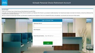 SchwabPCRA Login - Personal Choice Retirement Account