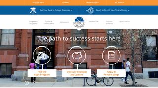 Peirce College for Working Adults | On-Campus & Online Programs