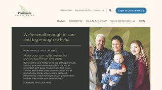 Peninsula Credit Union