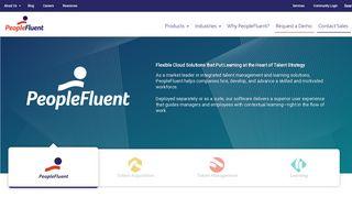 PeopleFluent: Talent Management Software