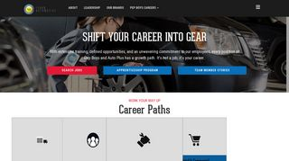 Pep Boys Careers