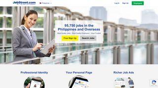 JobStreet.com   Philippine's no.1 Jobs, Job Hiring and Career site