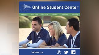 Online Student Center - Home