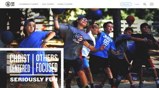 Pine Cove - Christian Summer Camps for Kids & Families