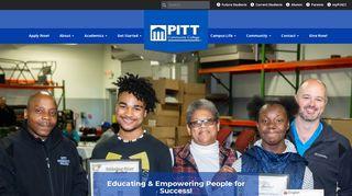 Pitt Community College: Home
