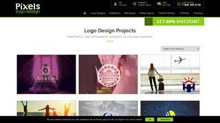 Logo Design Projects - Pixels Logo Design
