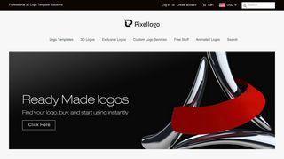 Pixellogo: 3D Logos - Logo Templates, 3D logo Makers and logo design