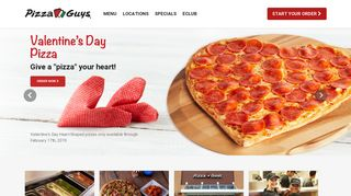 Pizza Guys - Fast Pizza Delivery, Order Pizza Online, Catering, Pizza ...