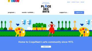 Place des Arts – Home to our arts community
