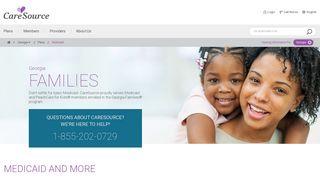 Medicaid | CareSource