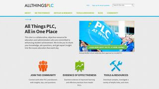 All Things PLC | Powered by Solution Tree