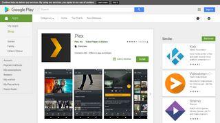 Plex - Apps on Google Play