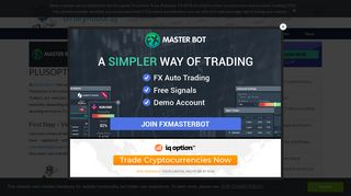 PlusOption Withdrawal | Binary Options Robot Guides