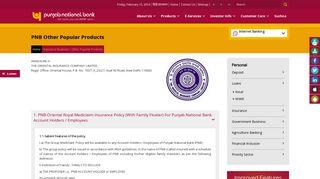 Punjab National Bank - Pnb