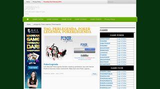 pkrlegenda, Poker Legenda, PokerLegenda Archives - REFERRAL ...