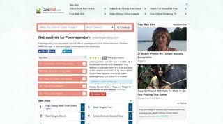 Pokerlegendary : Pokerlegenda.com - Signup dan Login Agen ...