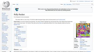 Polly Pocket - Wikipedia