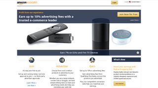 Amazon.com Associates: The web's most popular and successful ...
