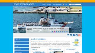 Fort Lauderdale Port - Official Port Everglades Site - Fort Lauderdale ...
