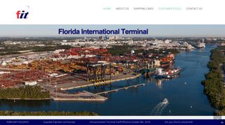 Florida International Terminal