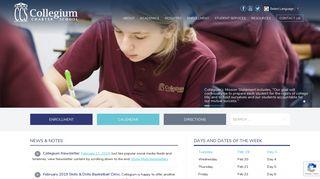 Collegium Charter School » Exton, Pennsylvania