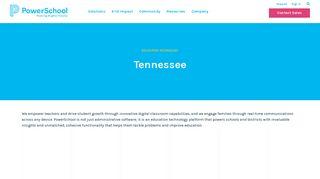 Tennessee - PowerSchool