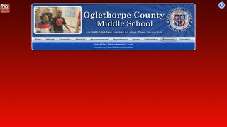 PowerSchool - Oglethorpe County Middle School - School Websites ...
