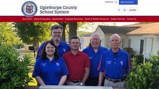Oglethorpe County School System