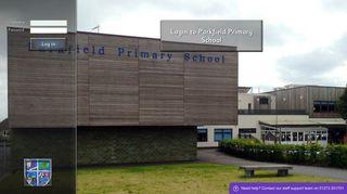 Login to Parkfield Primary School