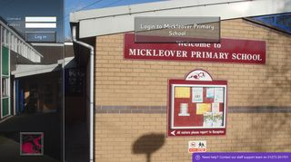 Login to Mickleover Primary School - DBPrimary